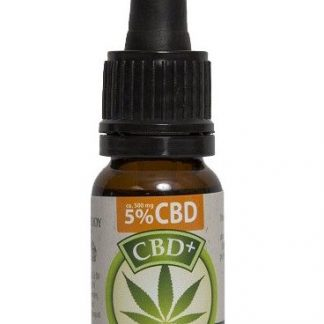 Jacob Hooy CBD Olie 5 procent 10ml mhbioshop 1
