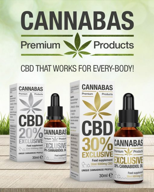 Cannabas Premium CBD Products