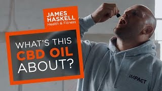 My new Company!! (CBD Oil)m | James Haskell