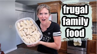 COOK WITH ME ON A BUDGET | PANTRY CLEAN OUT | GATHER YOUR FRAGMENTS FRIDAY COLLAB