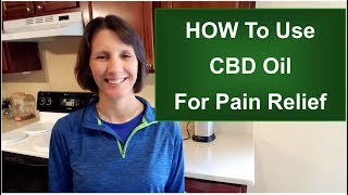 Gold Label CBD Oil For PAIN RELIEF