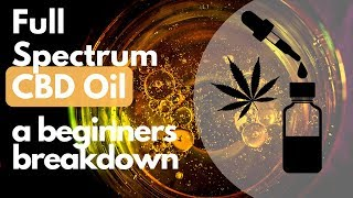 Full Spectrum CBD Oil Benefits – Here's What It Is, and Why It's Best!