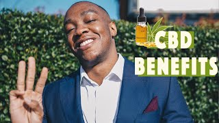 4 BENEFITS OF CBD OIL (& concerns) | All you need to know