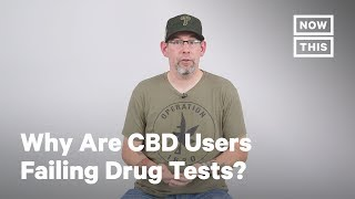 Why Are People Who Take CBD Testing Positive For THC? | Opinions | NowThis