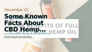 Some Known Facts About CBD Hemp Oil for Pain & Anxiety: All Your Questions.