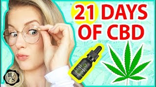 WHAT HAPPENED TO ME? | Herbstrong CBD OIL REVIEW