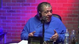 Joey Diaz convinced his wife to try CBD oil – The Church Of What's Happening Now