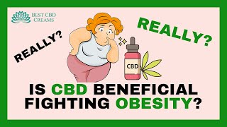 CBD for overweight people – Can CBD oil help you lose weight?