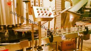 High Speed Mustard Oil Pet Bottle Packaging Line (Filling Line like Filling, capping and Labelling)