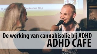 ADHD cafe – Cannabisolie test