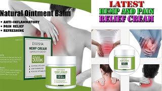 Latest Hemp and Pain Relief Cream || Top Secret products links in description || 😋😋😋👍👍👍😜😜😜